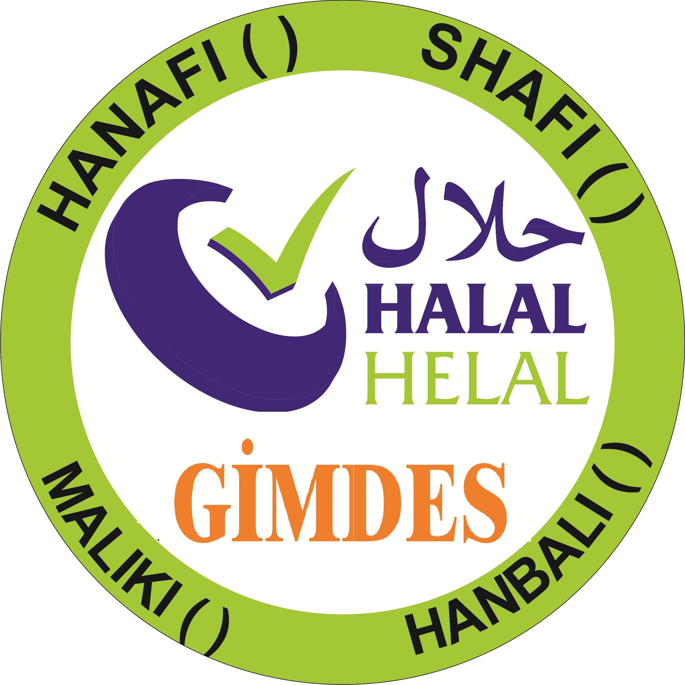 Gimdes Certification Standarts Halal Certification In Turkey