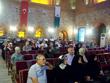 HALAL PIECE CONFERENCE IN BURSA…
