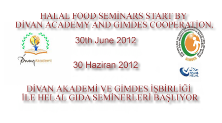 HALAL FOOD SEMİNAR TRAİNİNG WİTH ATTENDANCE CERTİFİCATE STARTS