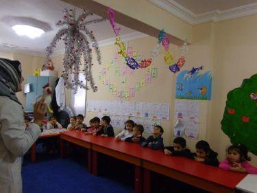 "For better Halal consume generation ""Halal and Healthy kitchen child workshop""…"
