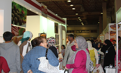 4th International Halal and Healthy Products Exhibition.