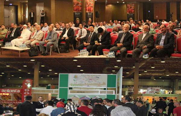 أهلاً بكم في اسطنبول.. لزيارة مؤتمر ومعرض المنتجات الحلال والصحية