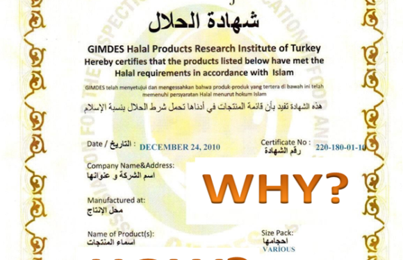 THE IMPORTANCE OF HALAL CERTIFICATE AND HOW TO GET IT
