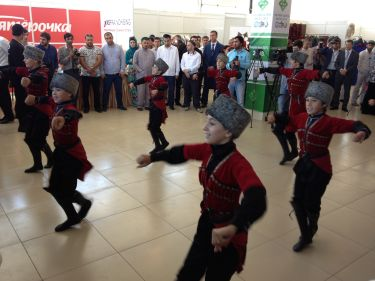 We were in Dagestan with nice Muslims!…Dagestan Halal Expo