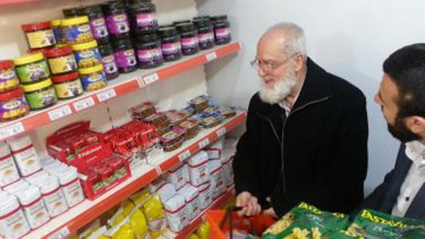 Halal Dunya Markets Avclar Branch has opened with Qu'ran recitation and Prayers