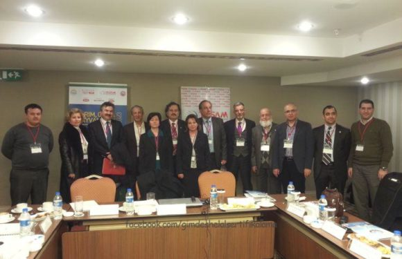 GIMDES ATTENDED FOOD AGRICULTURE AND ANİMAL MINISTRY TASAM WORKSHOP….