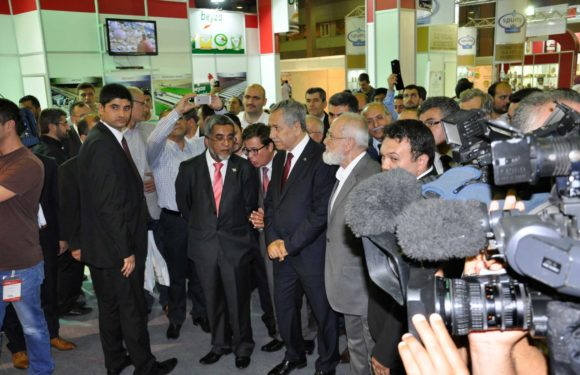 YOU ARE INVITED TO 5TH INTERNATIONAL HALAL AND TAYYIB FAIR IN ISTANBUL…