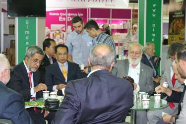 SIGNED MEMORANDUM OF UNDERSTANDING AGREEMENT WITH SOME FOUNDATIONS DURING EXHIBITION