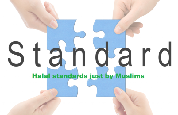 WE DON'T NEED THAT NON-MUSLİMS TO SAY WHAT İS HARAM AND WHAT'S HALAL.