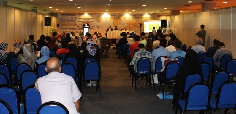 GIMDES will organize the international Halal and Tayyib workshops.
