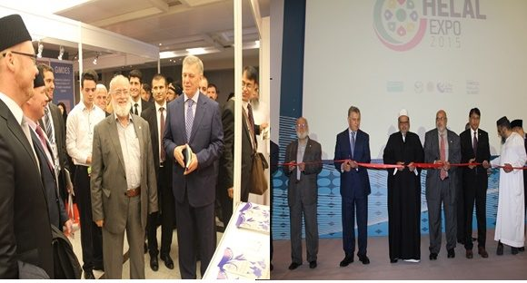 6th international Halal and Tayyib products exhibition started and finished after 4 days