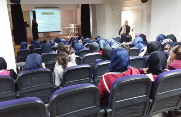 It was explained to young girls the importance of Halal and Tayyib Products usage and consumption.