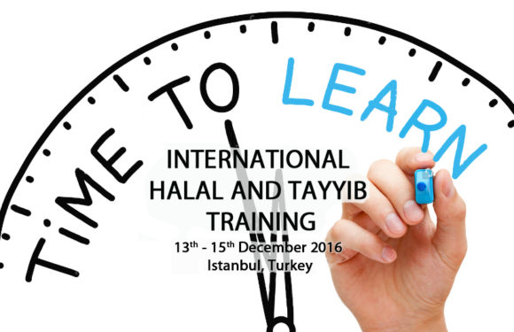 INTERNATIONAL HALAL AND TAYYIB TRAINING
