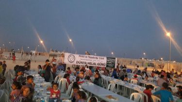 WORLD HALAL DAY ACTIVITIES IN TURKEY