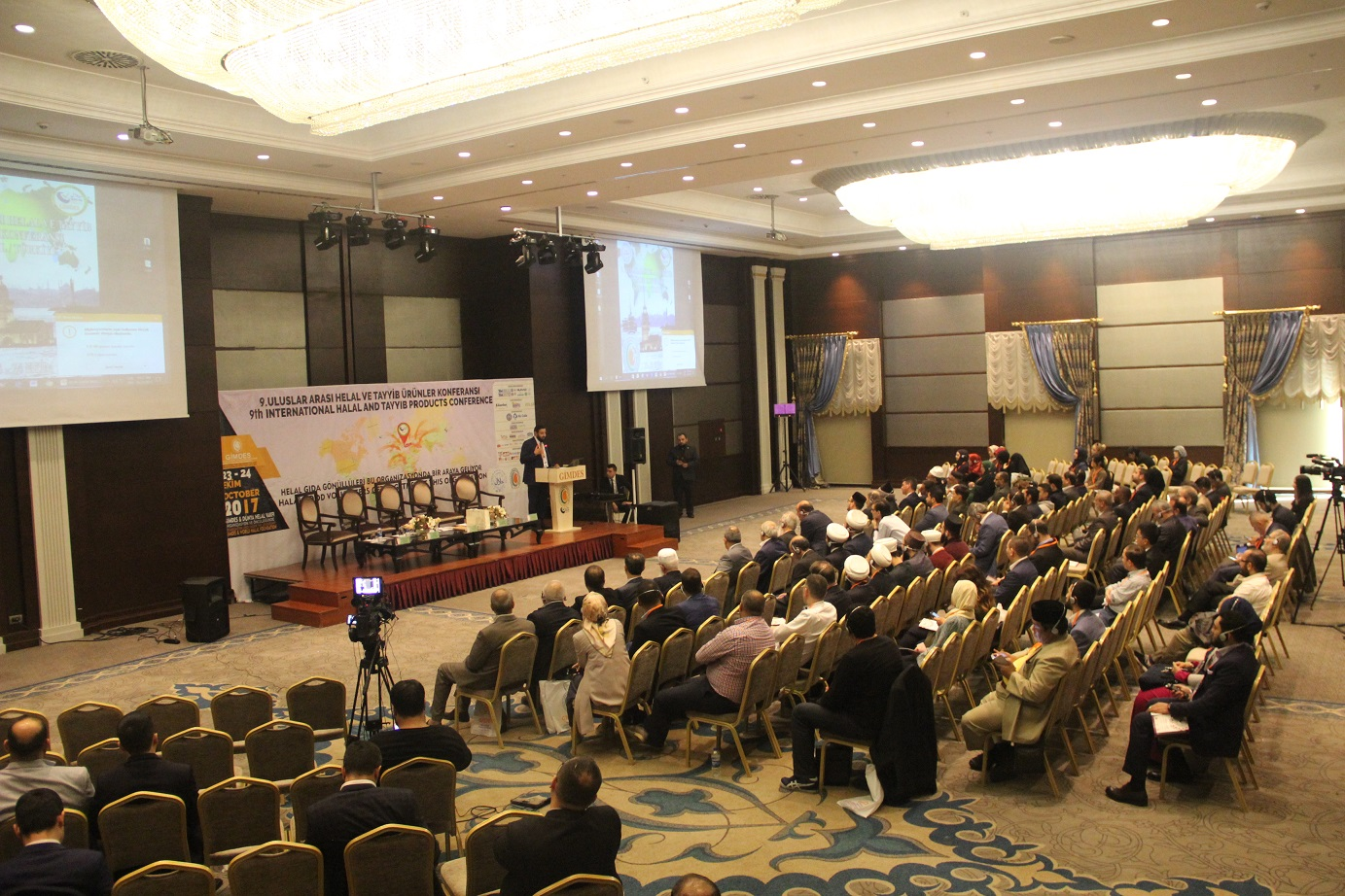 GIMDES organized the 9th Halal and Tayyib Conference