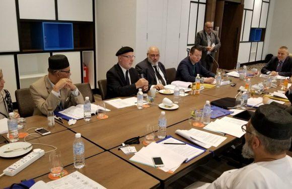 انعقاد الاجتماع النصف السنوي للجنة التنفيذية لمجلس الحلال العالمي في ماليزيا