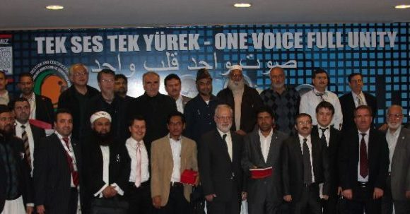 THE ANNUAL GENERAL MEETING OF WHC AND HALAL CONFERENCE GREAT OPPORTUNITY FOR TURKEY.