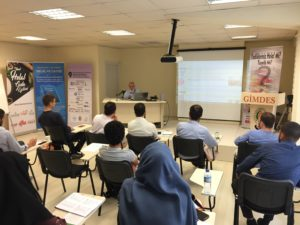 Halal and Tayyib certification and audit procedure training Have been started