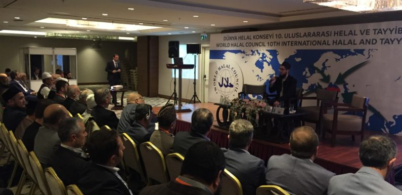 GIMDES hosted the World Halal conference and AGM of WHC 2018