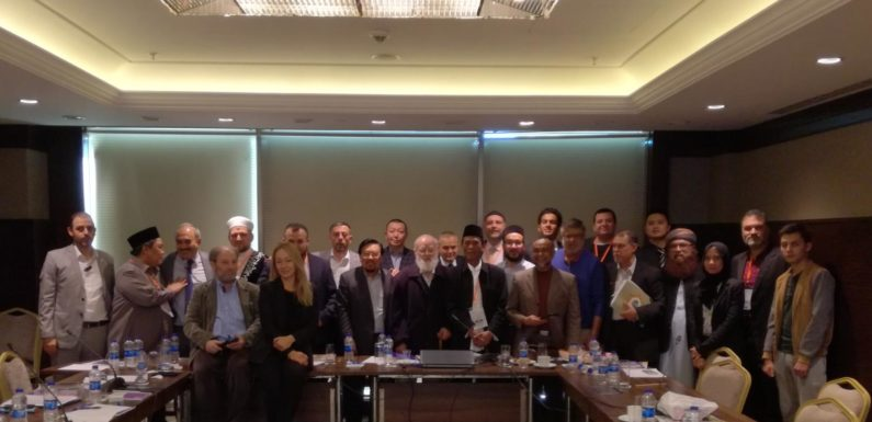 WHC (WORLD HALAL COUNCIL) GENERAL ASSEMBLY MEETING has been conducted.