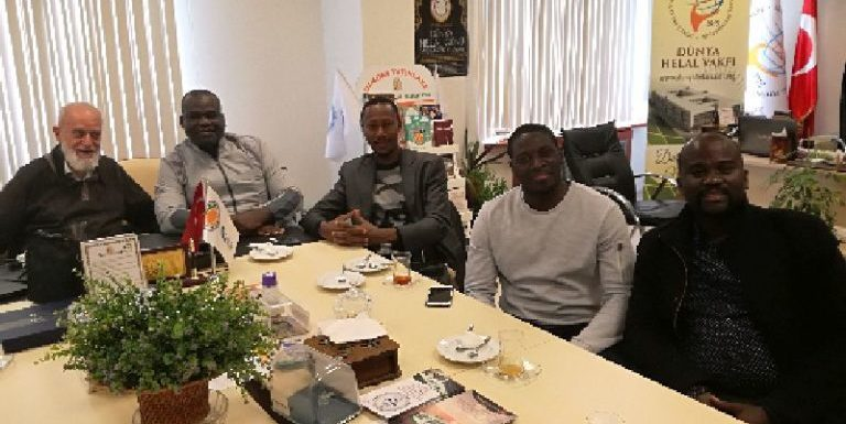 Halal Cote D'Ivoire certification body visited GIMDES