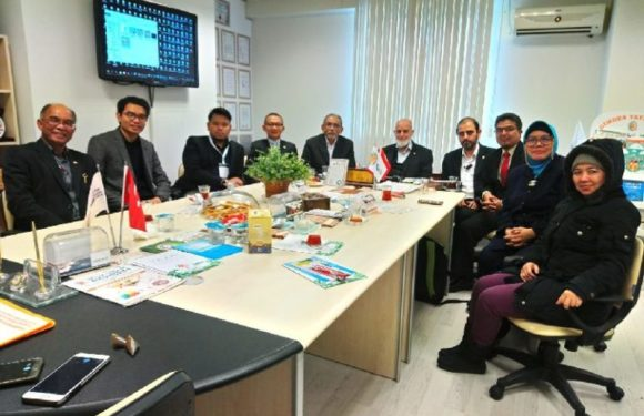 Malaysian delegation visit GIMDES for Cooperation