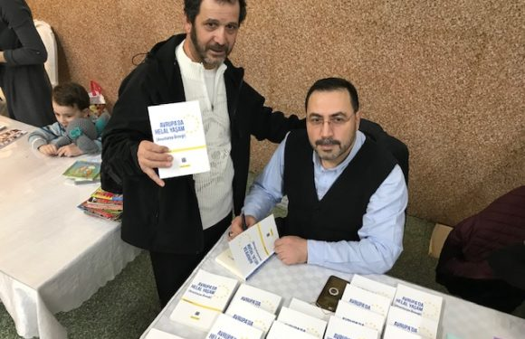 AMERICA AND AUSTRIA MUSLIMS DONATED for DARU'L HELAL MEDRESE project