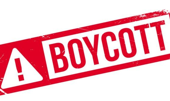 WHEN WE WILL START GLOBAL BOYCOTT?