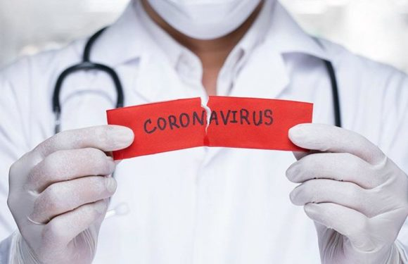 TODAY'S EXAMINATION IS CORONAVIRUS!