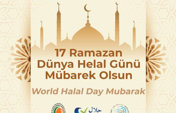 17 RAMADAN WORLD HALAL DAY MUBARAK