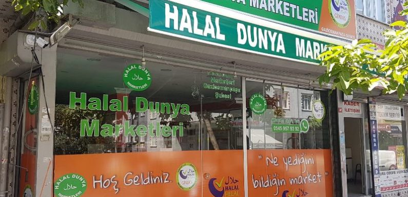 HDMs (HALAL DUNYA MARKETS) THE HONOUR OF THE MUSLIM TURKEY HAS RECEIVED A NEW MEMBER IN GAZIOSMANPAŞA (ISTANBUL) ON 8 AUGUST 2020 AND THE NEW BRANCH OF SULTANGAZI HDM (ISTANBUL) WILL BE OPENED SOON