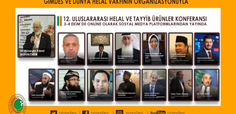 12. Uluslararası Helal ve Tayyib Ürünler Konferansı'na 5 Gün Kaldı