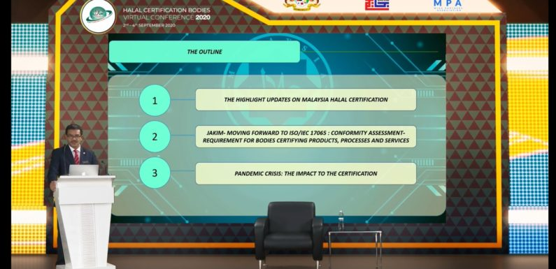 GIMDES HAS ATTAINED THE VIRTUAL CONVENTION OF JAKIM