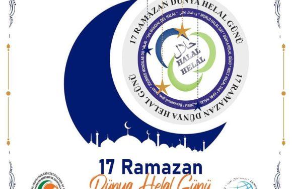17 RAMADAN WORLD HALAL DAY